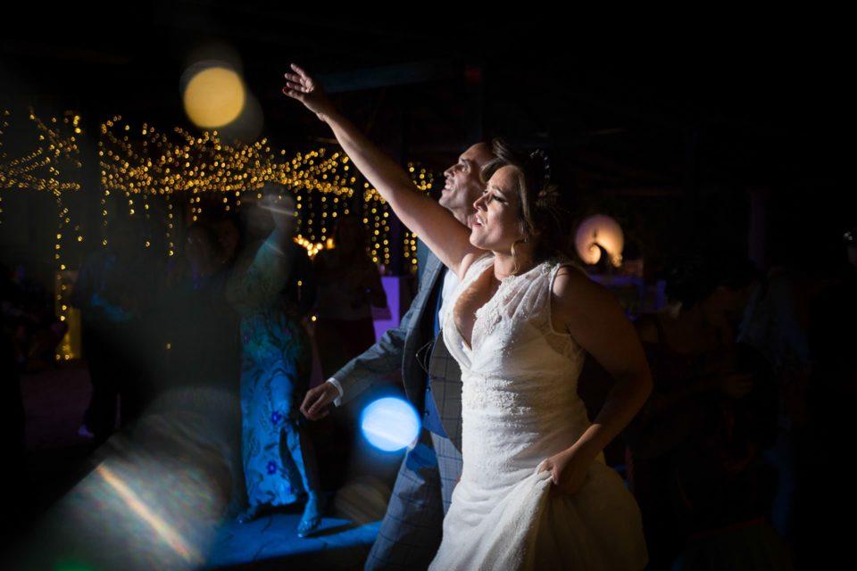 Baile novios barra libre boda Finca Tato Casabermeja Málaga