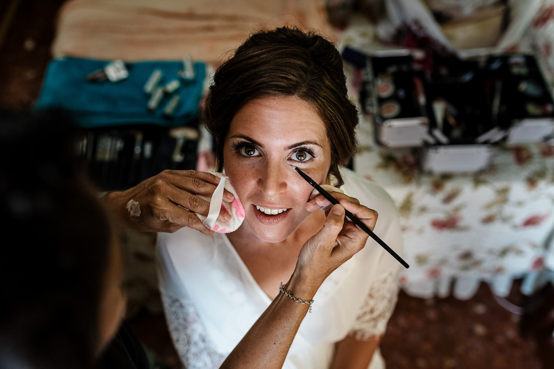 Maquillaje de novia Boda Málaga