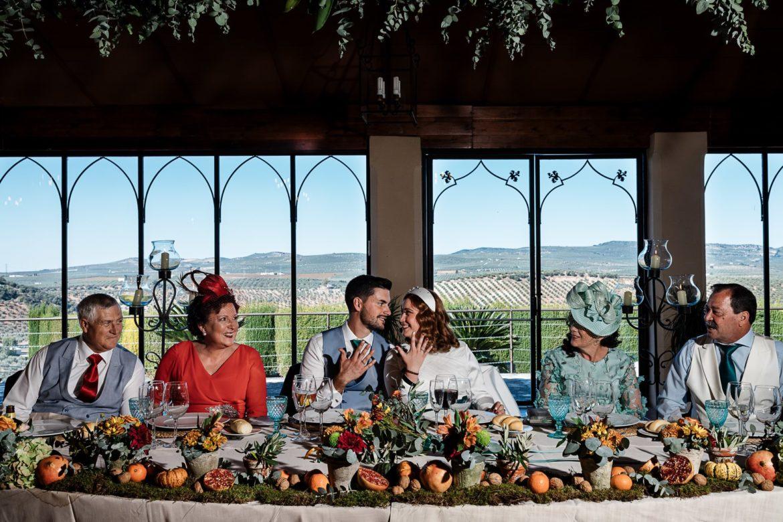 Banquete Boda Hacienda Dehesa del Colmenar Córdoba