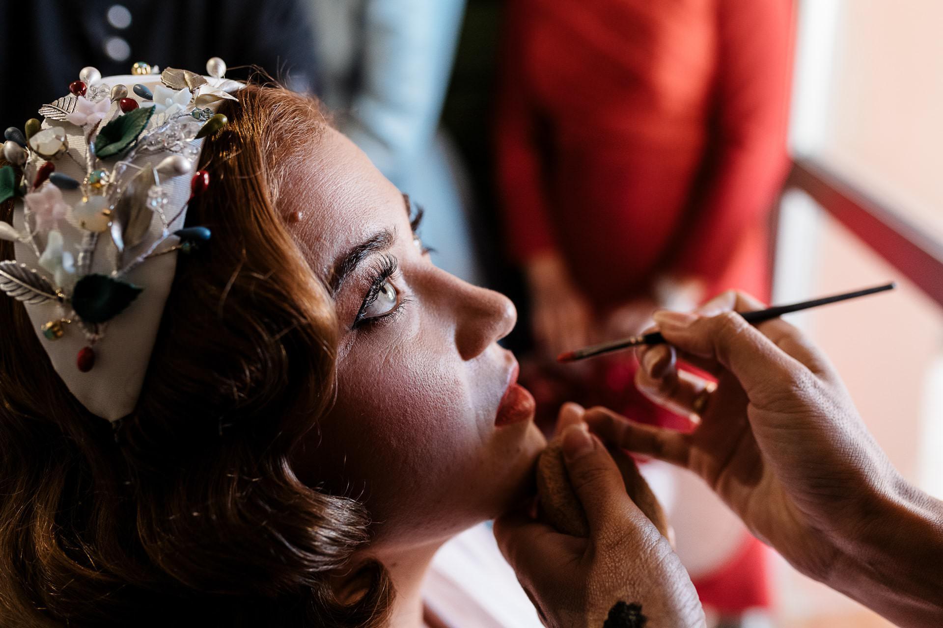 Maquillaje de novia Boda Córdoba