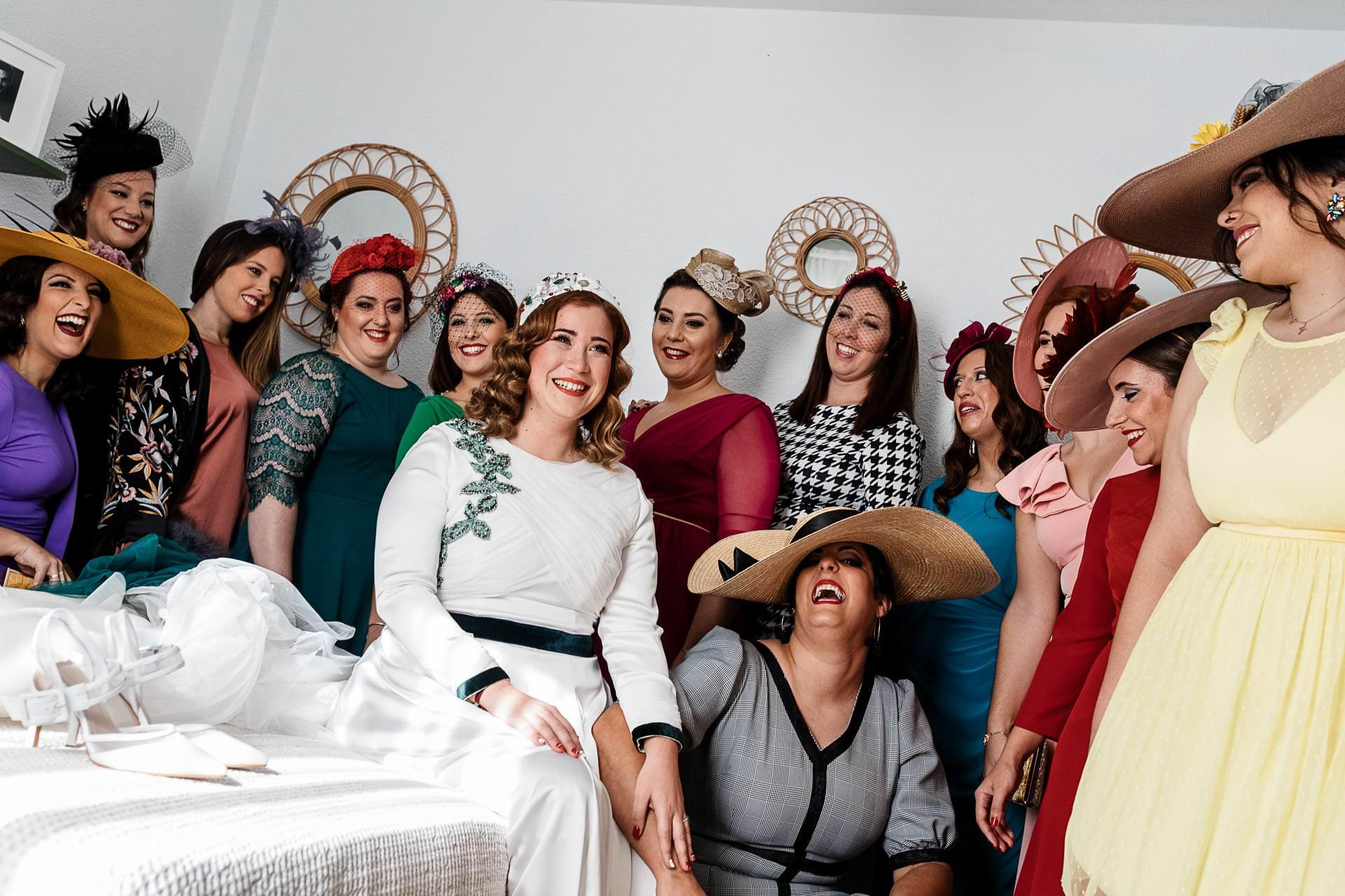 Preparativos novia Boda Córdoba