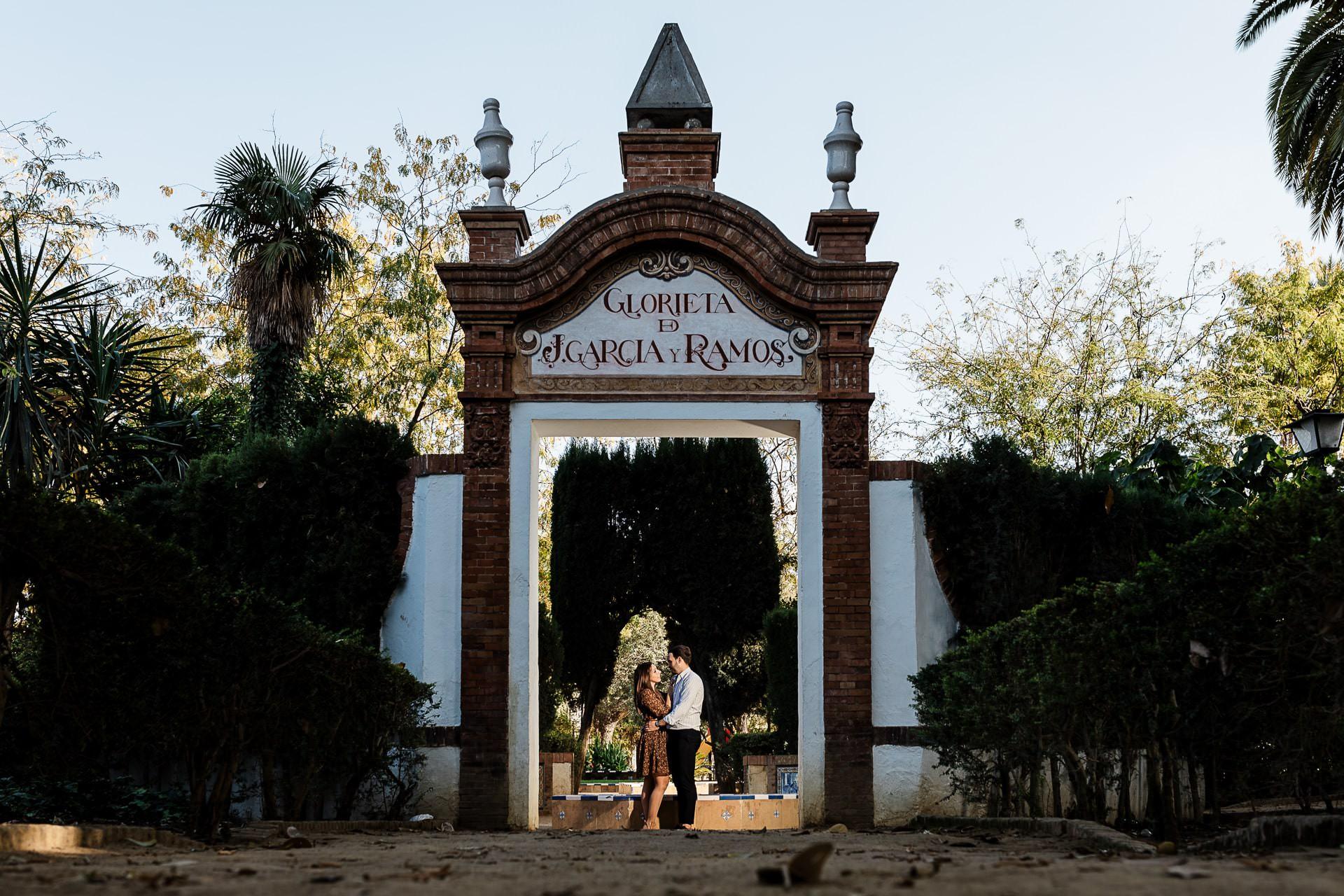 Reportaje preboda en Sevilla